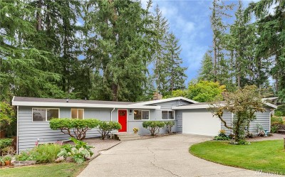 Bellevue Single Family Home For Sale: 1832 151st Ave SE