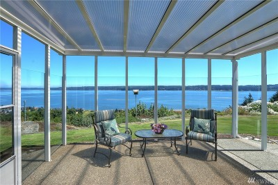 Port Ludlow WA Single Family Home Contingent: $599,000