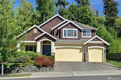 Snohomish Single Family Home Contingent: 13405 82nd Dr SE