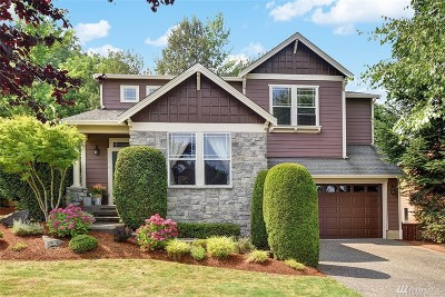 Bothell Single Family Home For Sale: 17315 106th Place NE