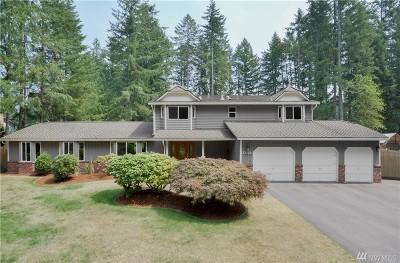 Auburn Single Family Home For Sale: 32128 169th Ave SE