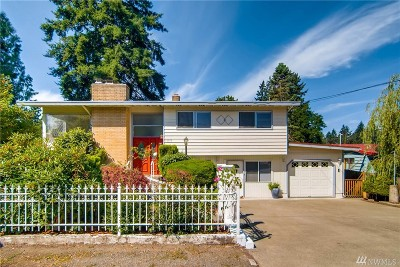 Shoreline Single Family Home For Sale: 16515 Linden Ave N