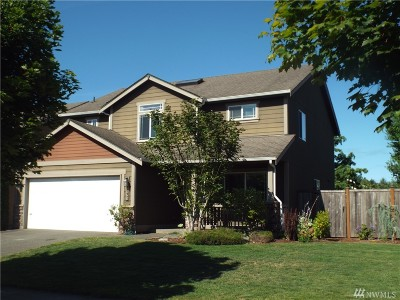 Chehalis Single Family Home For Sale: 158 Wind River Dr