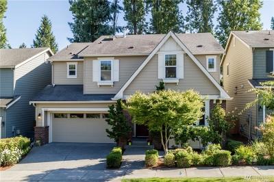 Redmond Single Family Home For Sale: 18101 NE 110th Wy