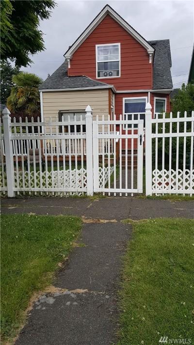 Tacoma WA Single Family Home For Sale: $330,000