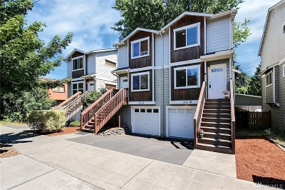 Single Family Home For Sale: 8450 25th Ave SW
