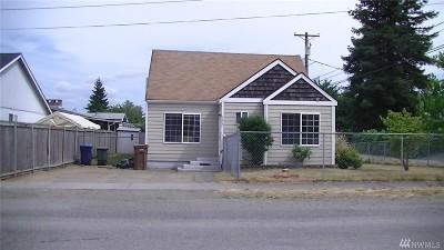 Tacoma WA Single Family Home For Sale: $226,500