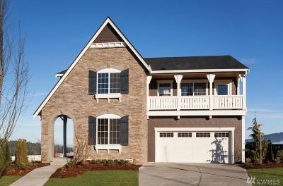 Bothell Single Family Home For Sale: 9914 NE 162nd(Homesite 53) St