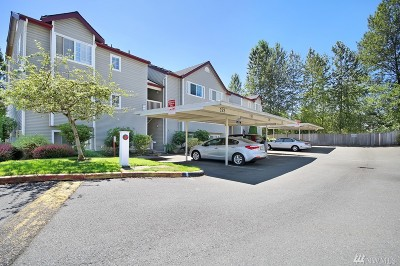 King County Condo/Townhouse For Sale: 13306 SE 272nd St #G204