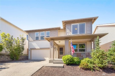 Snoqualmie Single Family Home For Sale: 36430 SE Forest St