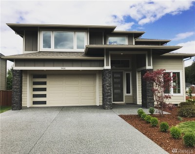 Birch Bay Single Family Home Sold: 5460 Beach Rock Loop