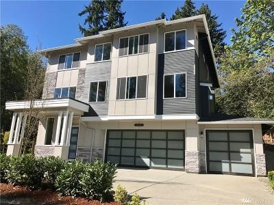 Bellevue Single Family Home For Sale: 3400 168th Ct E #Lot4