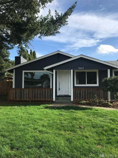 Tacoma WA Single Family Home For Sale: $264,950