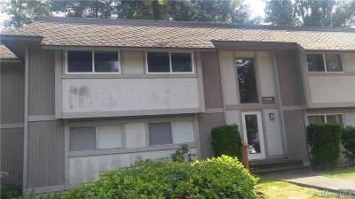 King County Condo/Townhouse For Sale: 32140 45th Place SW #E5