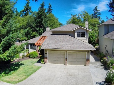 Mukilteo Single Family Home For Sale: 5521 101st St SW