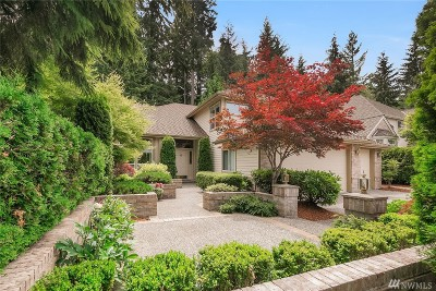 Single Family Home For Sale: 5960 Oberland Park NW