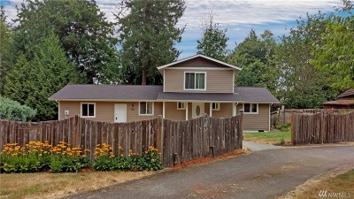 Gig Harbor Single Family Home For Sale: 2817 Cabrini Dr NW