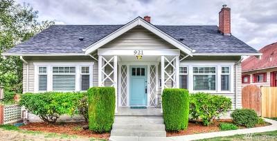 Tacoma WA Single Family Home For Sale: $485,000
