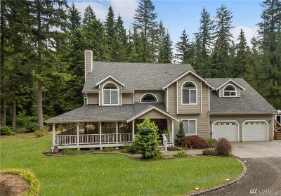 Arlington Single Family Home For Sale: 12412 246th St NE