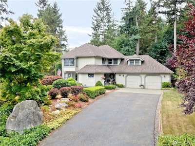 Woodinville Single Family Home For Sale: 13329 184th Ave NE