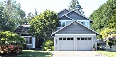 Everett Single Family Home For Sale: 4121 114th Place SE