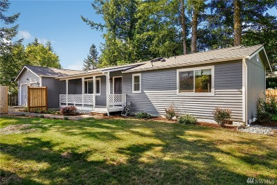 North Bend Single Family Home For Sale: 43415 SE Cedar Falls Wy