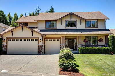 Renton Single Family Home For Sale: 15759 143rd Ave SE