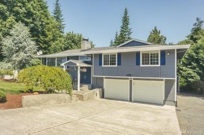 Chehalis Single Family Home For Sale: 172 Brockway Rd