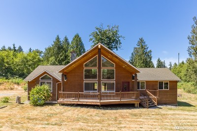 Stanwood Single Family Home For Sale: 17926 Olive Ave
