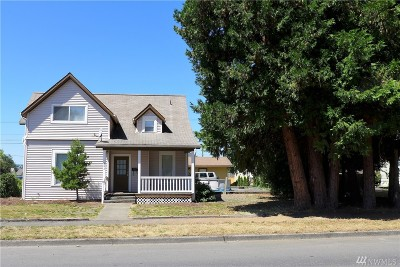 Centralia Multi Family Home For Sale: 801 N Pearl St