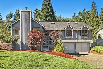 Edmonds Single Family Home For Sale: 6121 137th Place SW