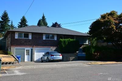 Tacoma WA Single Family Home For Sale: $500,000