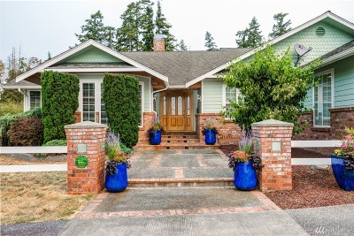 Mount Vernon WA Single Family Home Sold: $635,000