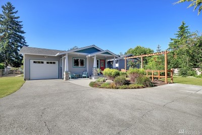 Pierce County Single Family Home For Sale: 1916 8th Ave SE