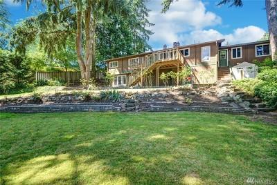 Redmond Single Family Home For Sale: 9330 132nd Ave NE