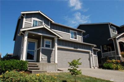 Tumwater Single Family Home For Sale: 2440 Charter Lane SW