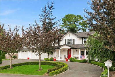 Single Family Home For Sale: 2260 95th Ave NE