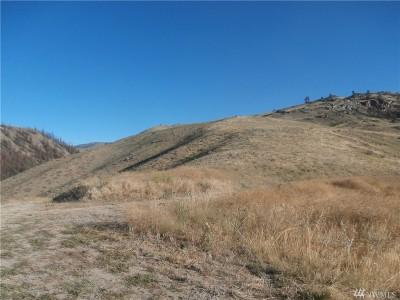 Chelan, Chelan Falls, Entiat, Manson, Brewster, Bridgeport, Orondo Residential Lots & Land For Sale: 2830 Antoine Creek Rd