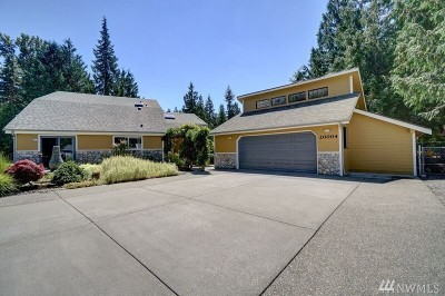 Orting WA Single Family Home For Sale: $699,000