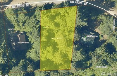 King County Residential Lots & Land For Sale: 75709 NE 123rd St