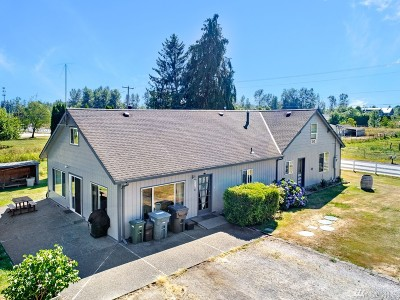 Buckley Single Family Home For Sale: 292 Hinkleman Extension Rd