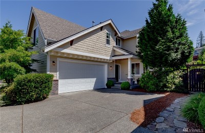 Renton Single Family Home For Sale: 16722 166th Place SE