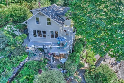 Gig Harbor Single Family Home For Sale: 15007 14th Ave NW