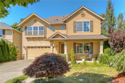 Snoqualmie Single Family Home For Sale: 35220 SE Brinkley St