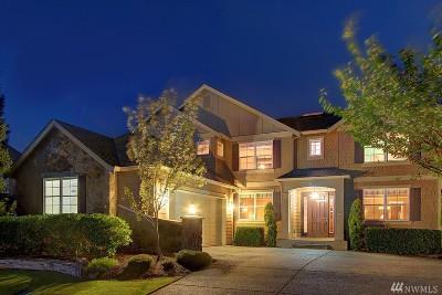 Snoqualmie Single Family Home For Sale: 6616 Denny Peak Dr SE