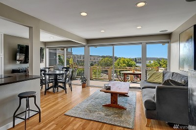 Kirkland Condo/Townhouse For Sale: 125 3rd Ave #500