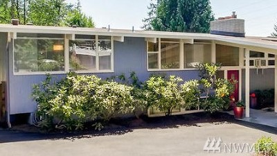 King County Multi Family Home For Sale: 12413 SE 26th Place