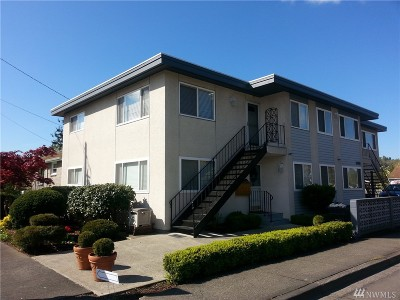 King County Multi Family Home For Sale: 809 N 6th St