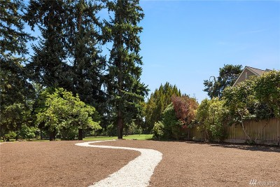 King County Residential Lots & Land For Sale: 1500 Broadmoor Dr E