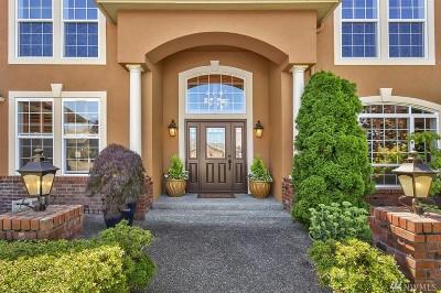 Mount Vernon Single Family Home For Sale: 3810 Ridge Ct